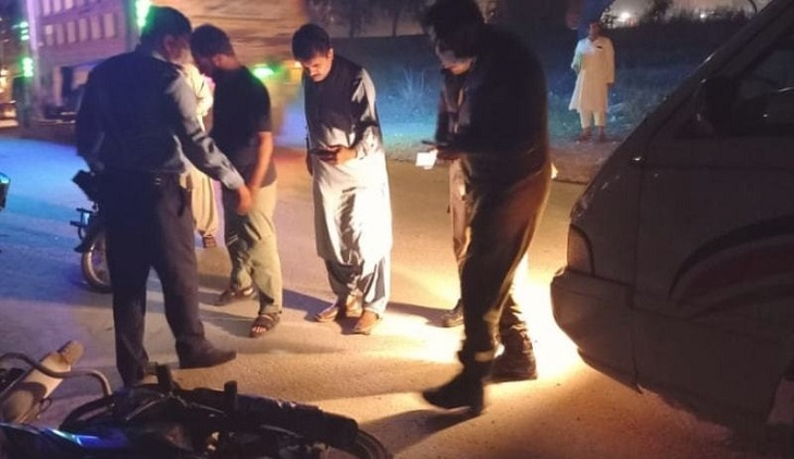 Late night attack leaves two cops dead in Islamabad