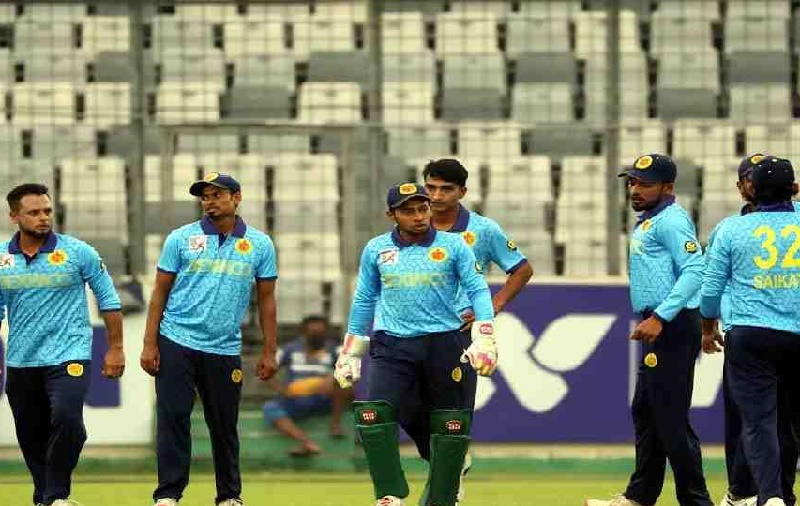 Dhaka League T20: Khelaghar shock Abahani