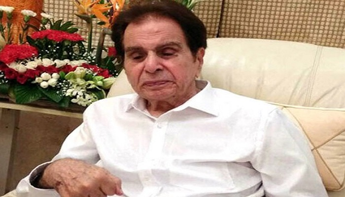 Dilip Kumar on oxygen support, stable