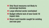 Budget focuses less on new poor: Citizen's Platform
