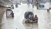 Waterlogging haunts  Ctg residents again