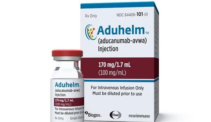 Aducanumab approved for Alzheimer's drug