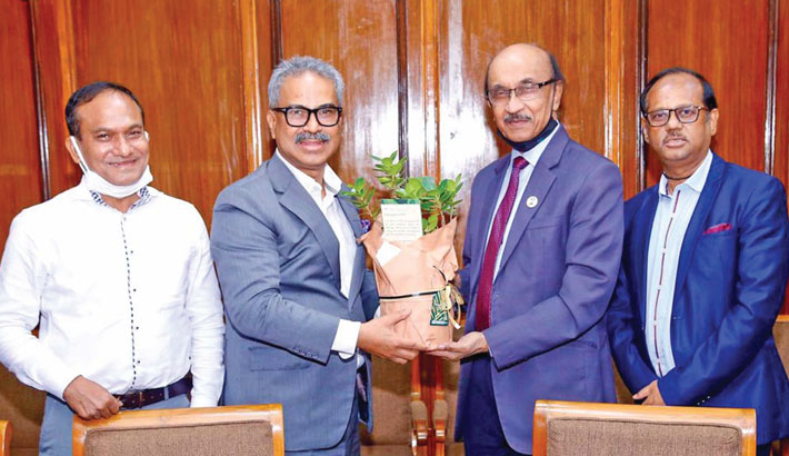 BGMEA seeks BB's support for RMG sector