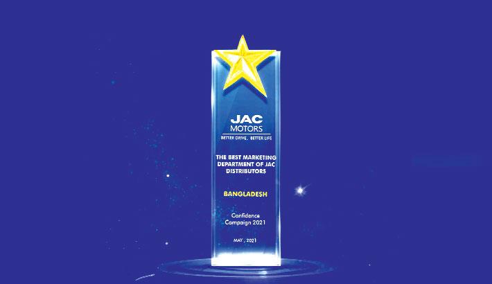 Energypac bags JAC distributors award
