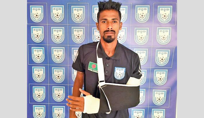 Injured Sohel Rana to return home today