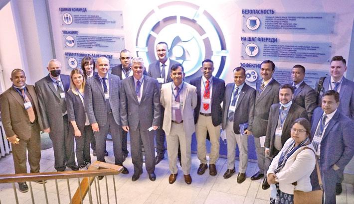 High-powered delegation of Bangladesh visits Rosatom Technical Academy