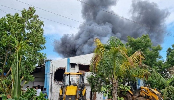 Eighteen dead in India chemical plant fire