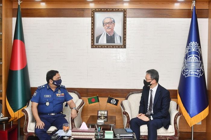 Korea supports digital investigation capability of Bangladesh Police