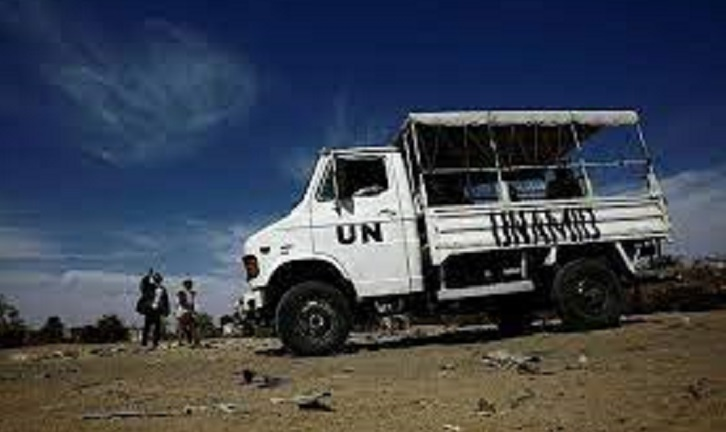 Two aid workers killed in an ambush in South Sudan