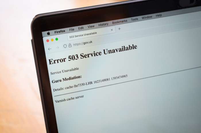 Major internet outage impacts websites and apps around the world