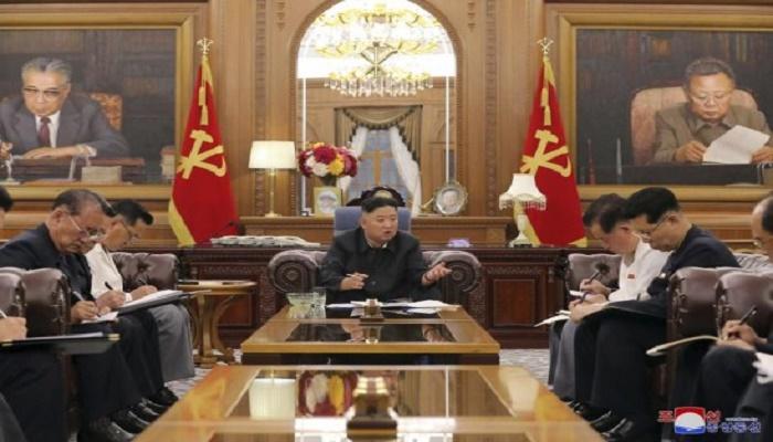 North Korea's Kim Jong Un meets senior officials to discuss economy: Report