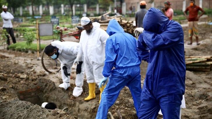 Bangladesh records 36 more Covid-19 deaths