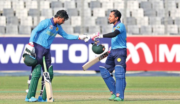 Doleshwar remain unbeaten after fifth round