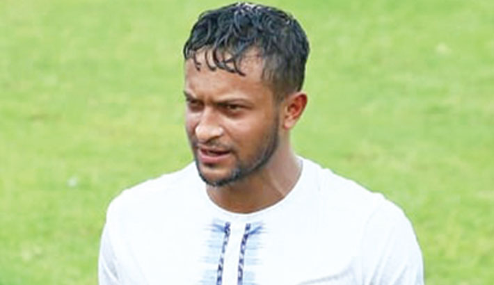 Shakib attends hearing over BSE breach