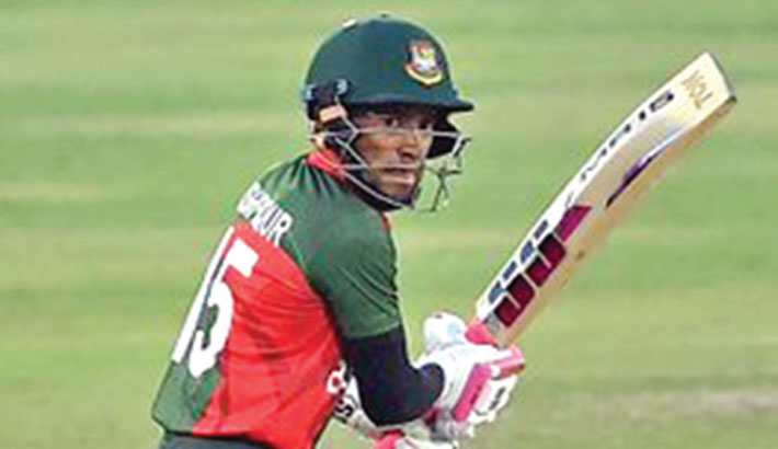 Mushfiqur nominated for ICC Player of the Month Awards