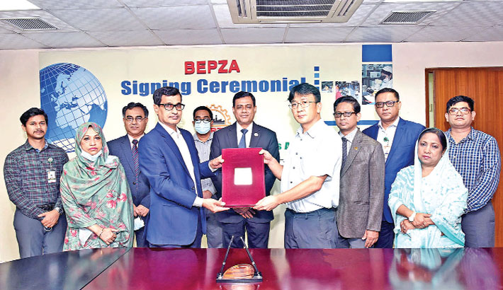 S Korean co to invest $4.15m in Mongla EPZ