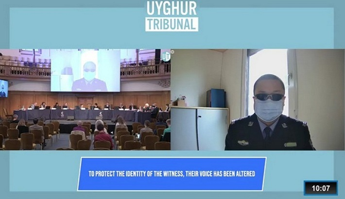 Former Chinese policeman reveals chilling account of Uyghurs in China's Xinjiang province