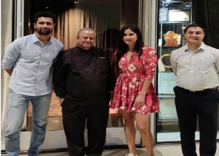 Katrina Kaif and Vicky Kaushal are dating, confirms Harsh Varrdhan Kapoor