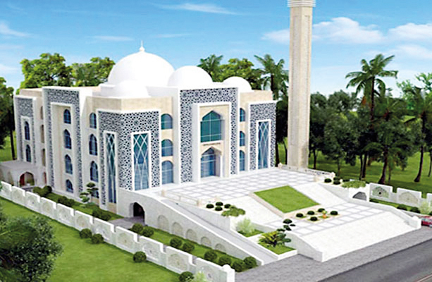 PM to open 50 model mosques today
