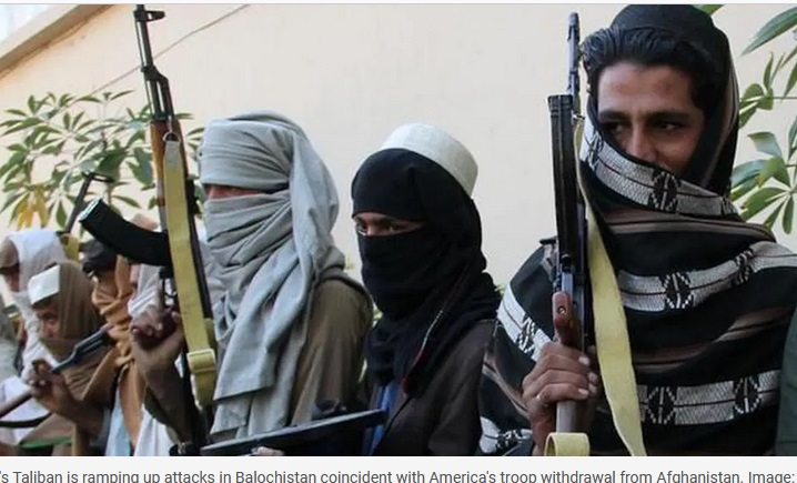 Pakistan Taliban on a renewed warpath in Balochistan