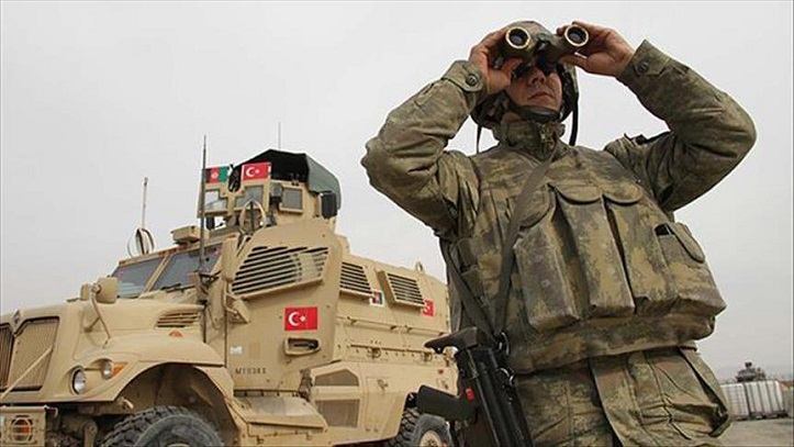 Turkey will take the Kabul airport control if allies provide supports