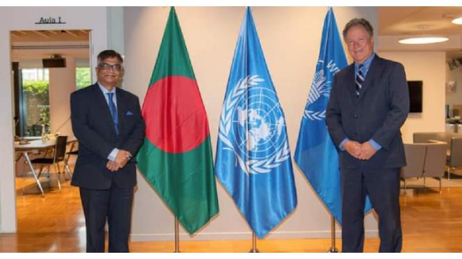 WFP ED lauds Bangladesh's development journey