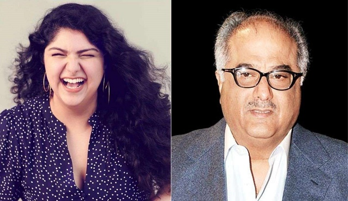 """Boney Kapoor on daughter Anshula's health: """"She discharged from hospital"""""""