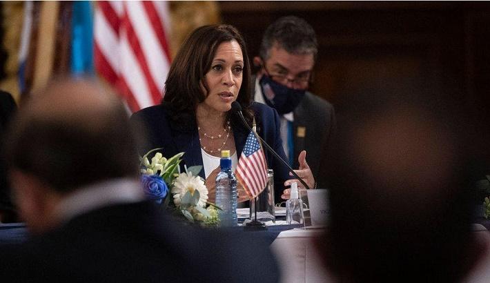 Kamala Harris under pressure to visit US-Mexico border