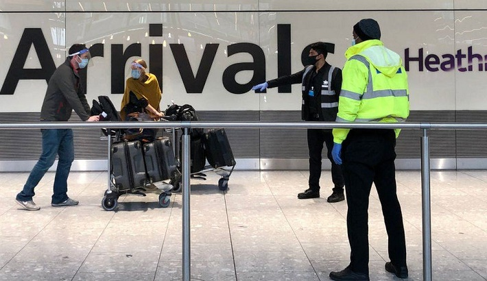 US eases travel rules for 61 countries - but not UK