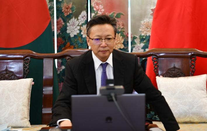 Pragmatic talks underway over vaccine procurement, coproduction: Chinese envoy