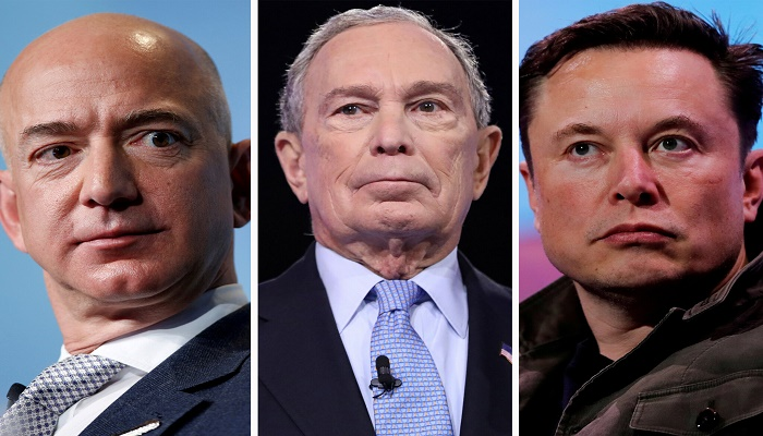 How Jeff Bezos, Elon Musk, other billionaires avoided paying income tax