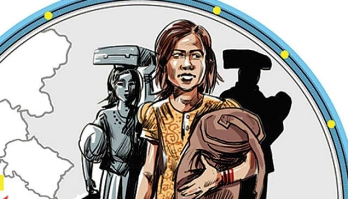 Two confess crimes in case over trafficking girl to India