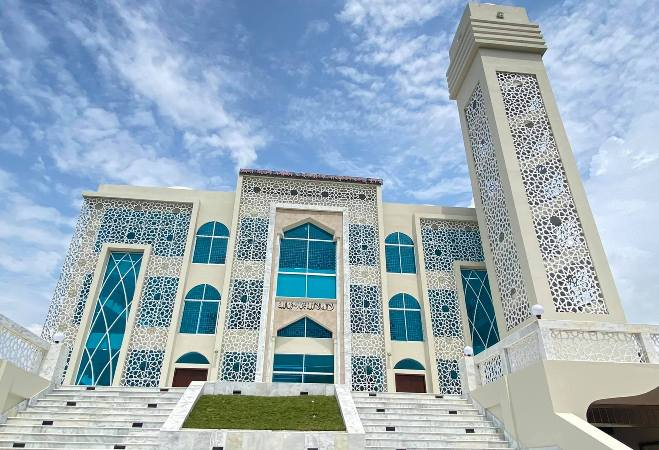 PM inaugurates 50 spectacular model mosques