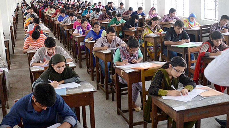 Cluster admission test of 20 univeristies being delayed