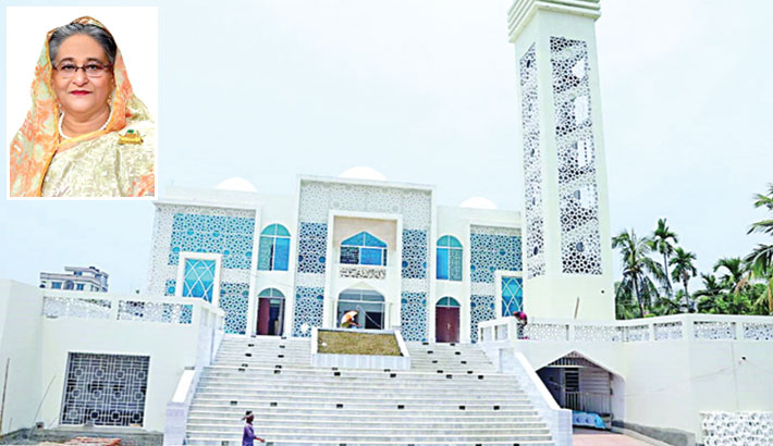 PM opens 50 model mosques today