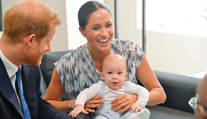 Harry and Meghan did not ask Queen to use Lilibet name