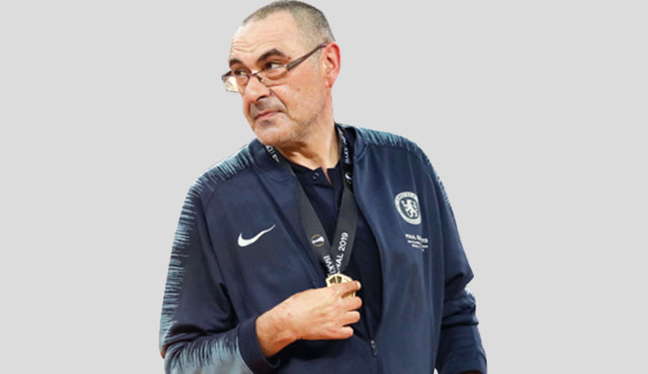 Maurizio Sarri appointed as Lazio head coach