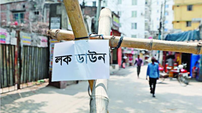 Lockdown extended for 7 days in Satkhira