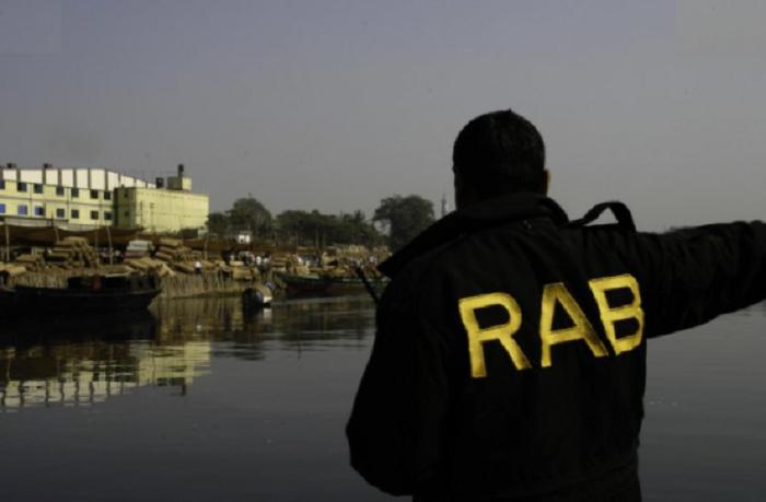 RAB-13 destructs bomb-like object in Gaibandha