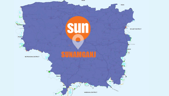 20 including AC Land hurt in clash with Sunamganj  villagers