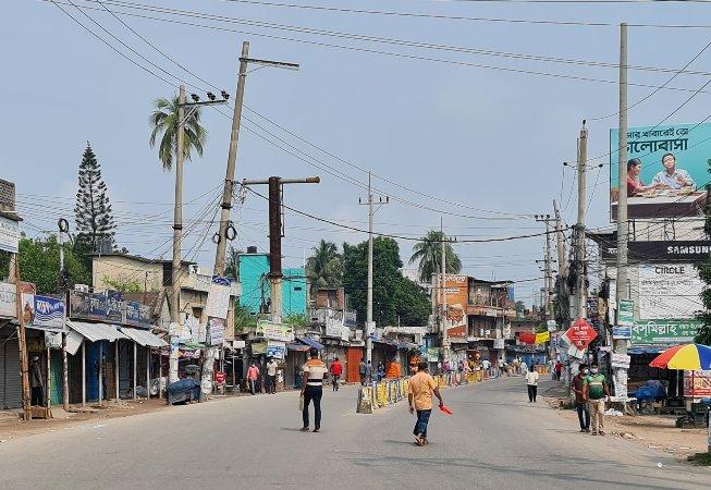 Covid-19: Positivity rate now 62% in Natore sadar, municipality