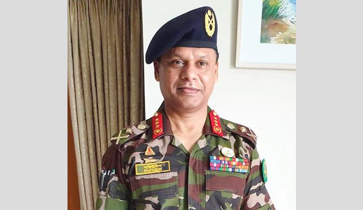 Shafiuddin made new army chief