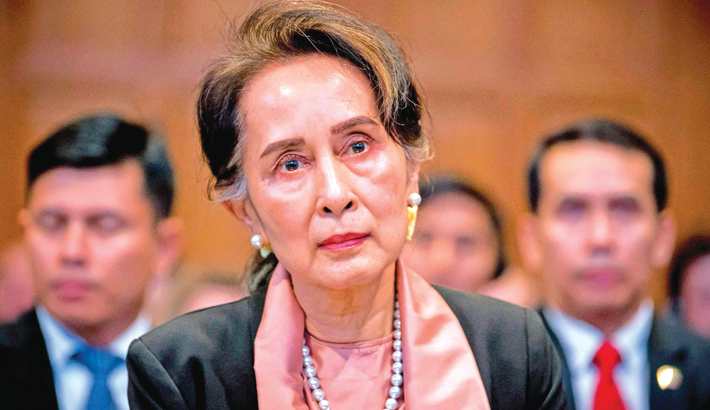 Suu Kyi hit with fresh corruption charges