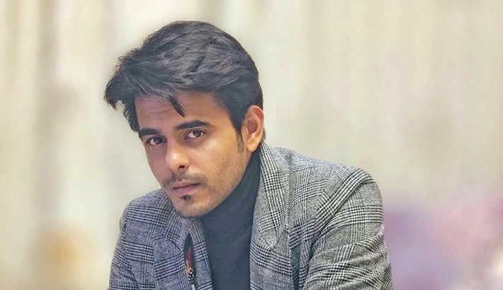 Siam Ahmed's new film 'Antarjal'