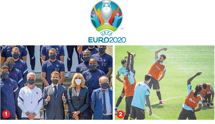 Euro 2020 finally set for lift-off