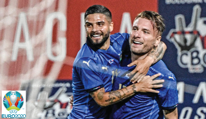 Immobile looks to bury demons as Italy take on Turkey in opener