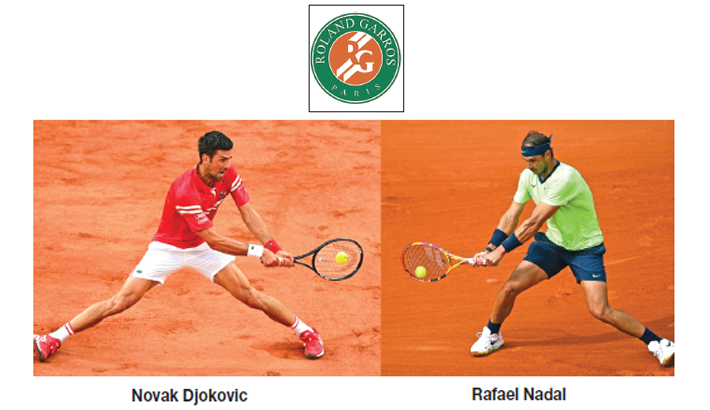 Djokovic ready to face 'biggest rival' Nadal