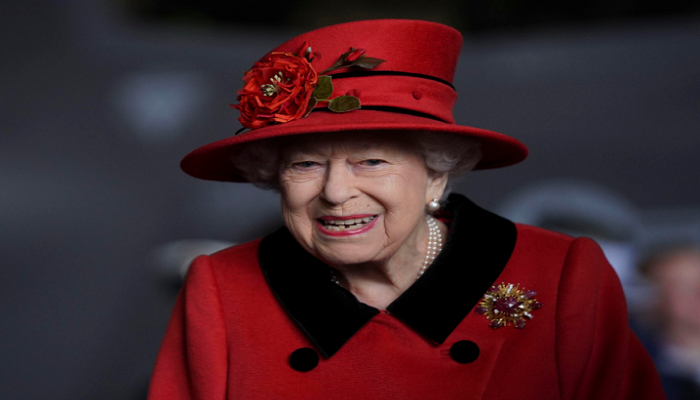 Queen leads royal charm offensive at the G7