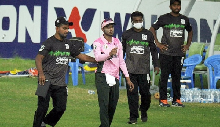 Shakib seeks apology for losing his temper in DPL match