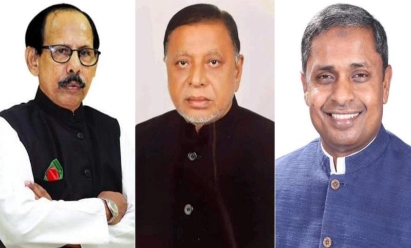 Mintu, Habib, Hashem get AL tickets to contest by-polls to 3 vacant constituencies